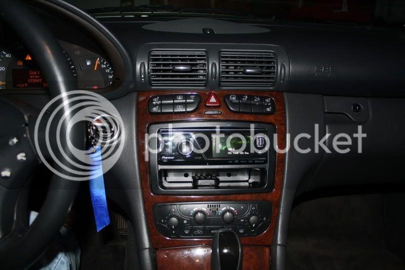 01 C240 Aftermarket Radio | Mercedes-Benz Forum