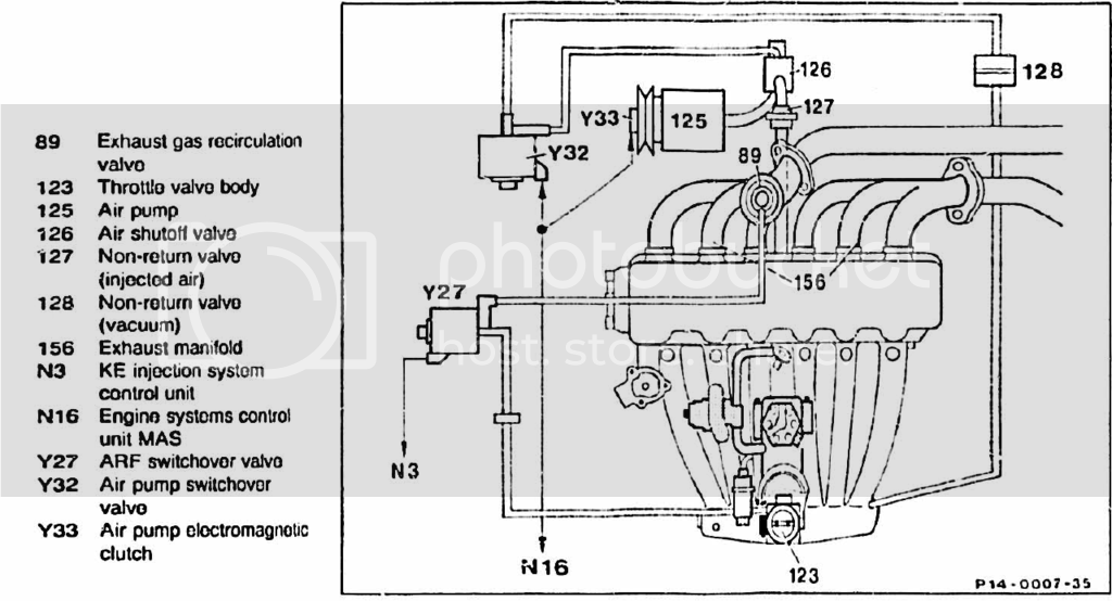 vacuum tubing diagram