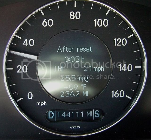 Real world mpg in E320CDI   Mercedes-Benz Forum