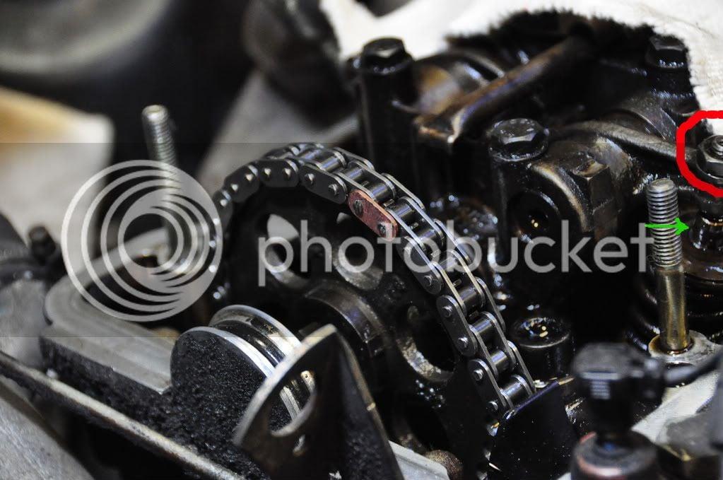 Valve adjustment on petrol engine   Mercedes-Benz Forum