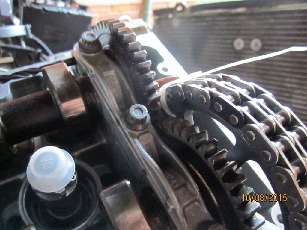 OM606/5/4 Timing Chain Replacement How-to & Pictorial