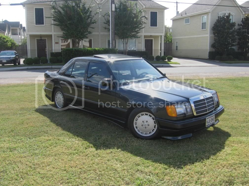 300e with a real body kit? | Mercedes-Benz Forum