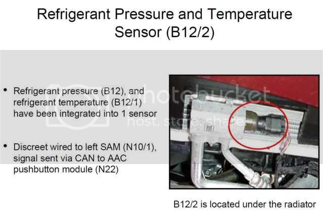 the engine fan is on all the time?? | Mercedes-Benz Forum