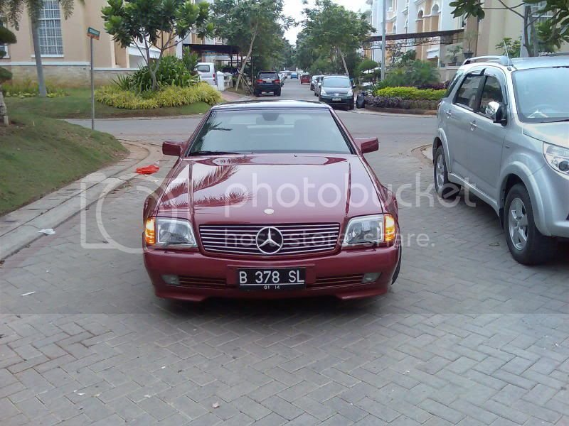 New owner 300SL-24 from Jakarta, Indonesia | Mercedes-Benz Forum
