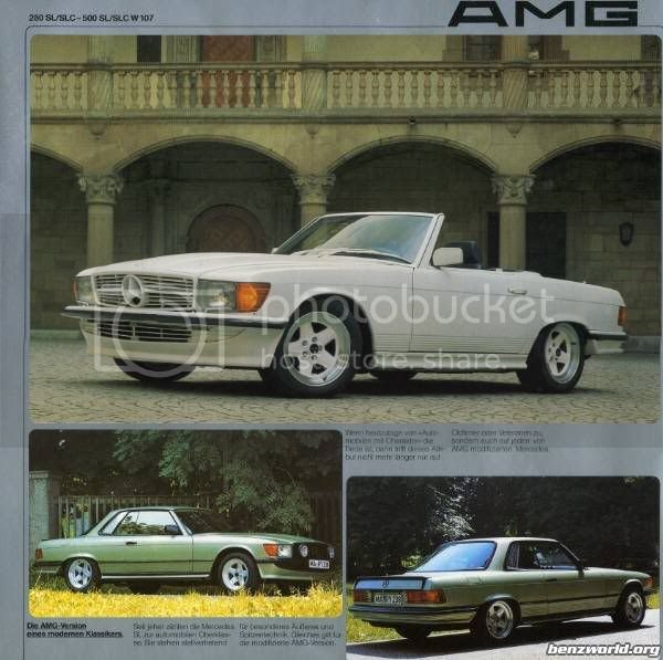 CLASSIC AMG HELP    1973 450slc AMG | Mercedes-Benz Forum