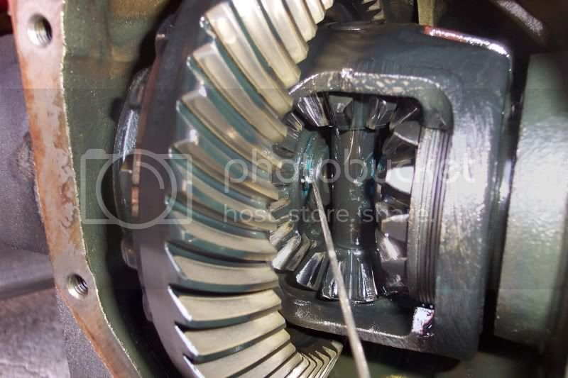 Differential Pinion Seal Replacement | Mercedes-Benz Forum