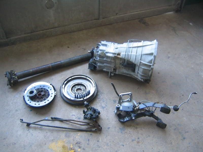 FS: 16vlv Manual Transmission Swap   Mercedes-Benz Forum