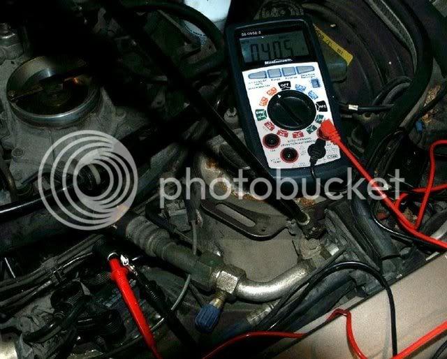 Crank sensor test    | Mercedes-Benz Forum
