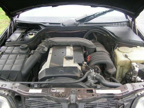 C280 Intake Air Temperature Sensor location | Mercedes-Benz