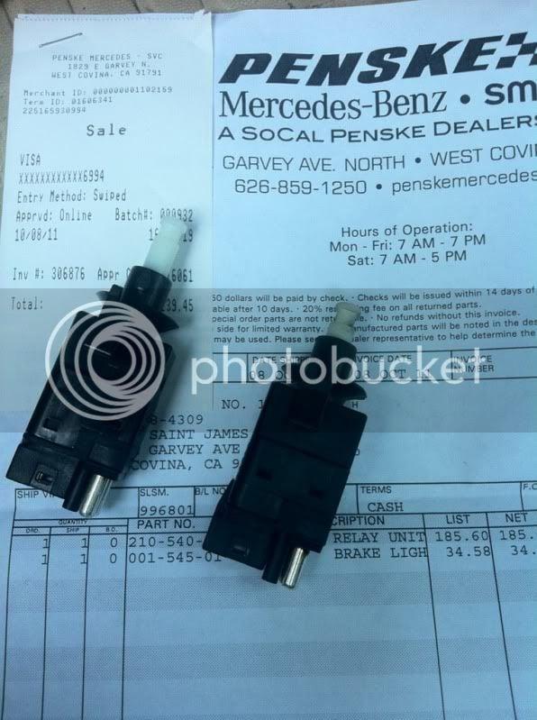 FML ACC ASR SKID PROBLEM   Mercedes-Benz Forum