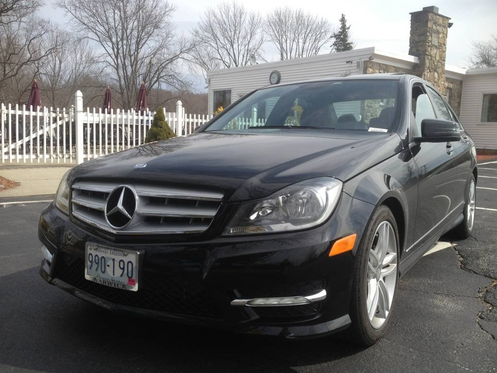 2012 C300 Fog Lights on 2008 C300 Sport | Mercedes-Benz Forum