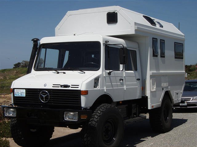 suggested campers for bed of U500   Page 2   Mercedes-Benz Forum