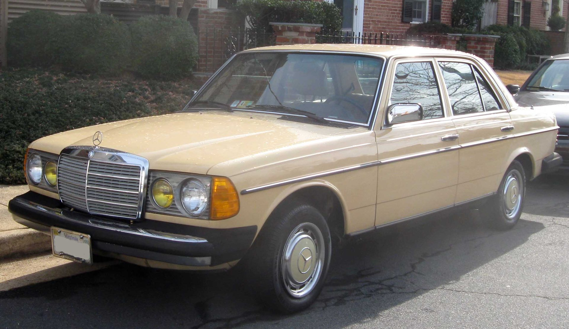 w115 VS w123 240D engine difference?? | Mercedes-Benz Forum