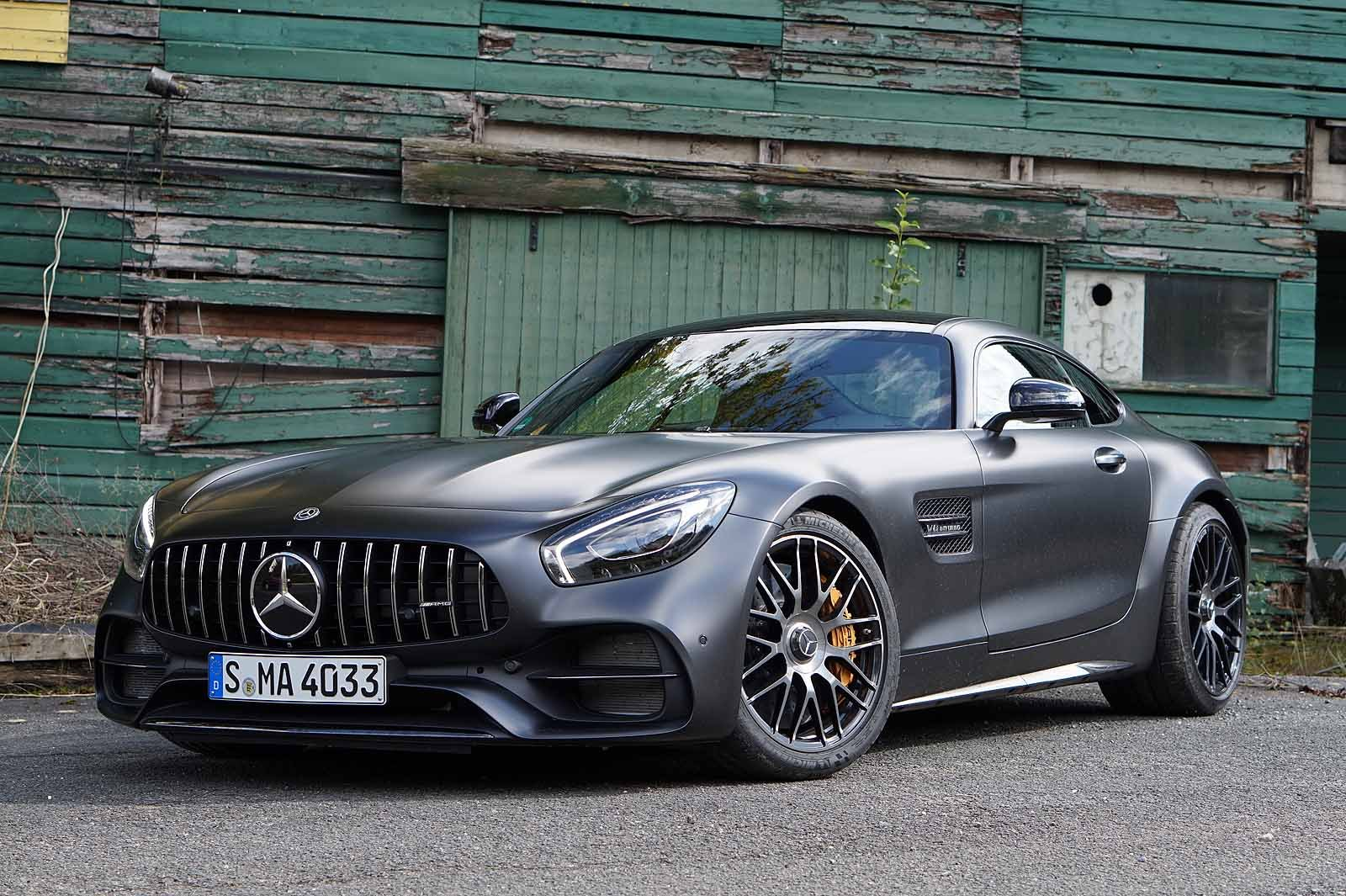 2018 Mercedes-AMG GT Review: We Drive the Whole Family and