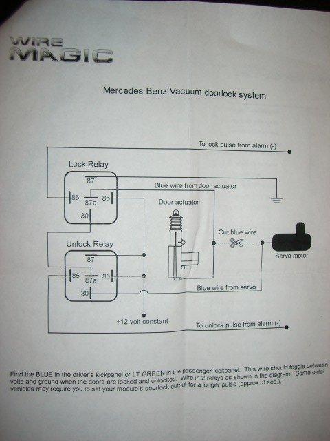 Aftermarket alarm installation. | Mercedes-Benz Forum on
