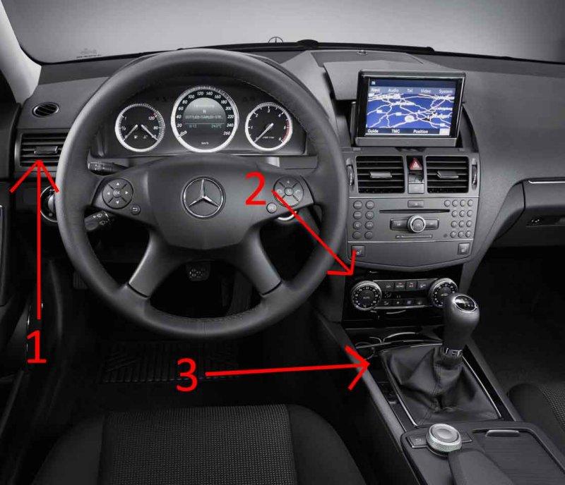 How to remove interior trim pieces  | Mercedes-Benz Forum