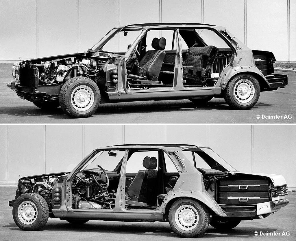 w123 with rare option | Mercedes-Benz Forum
