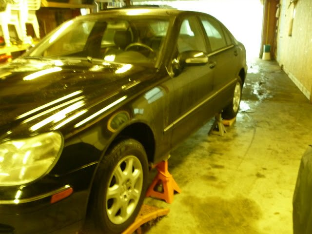 Airmatic Rear End Drooping Intermittently Mercedes Benz Forum