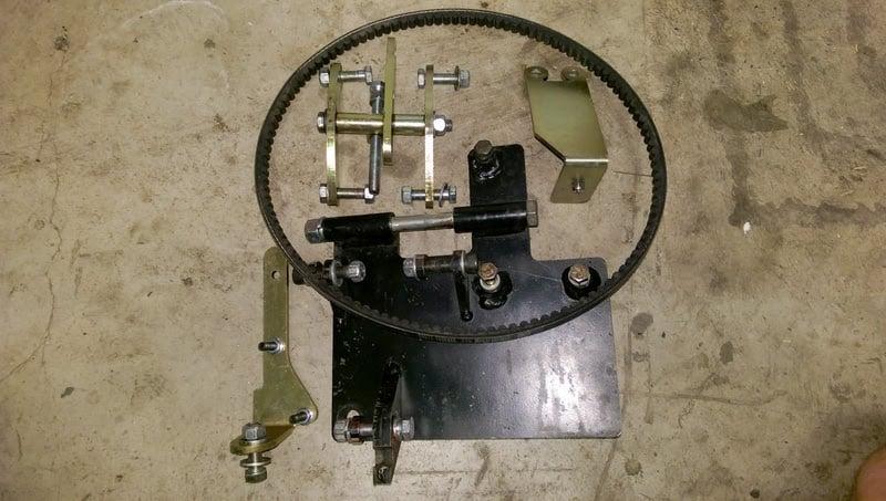 For Sale: Gen II Sanden Compressor Bracket for OM616/OM617
