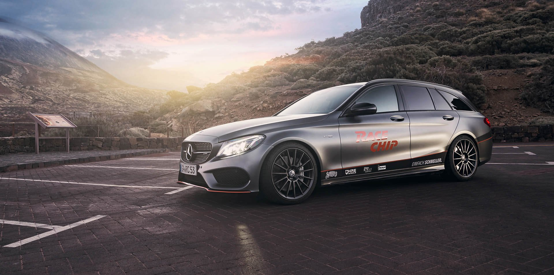 Mercedes-AMG C43 tuning by RaceChip | Mercedes-Benz Forum