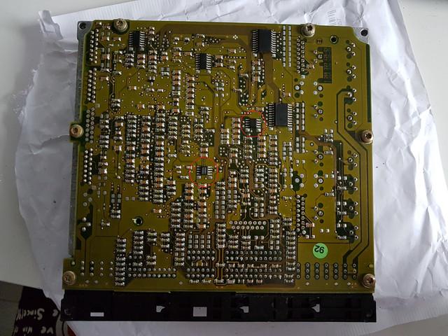 W220 S320 99' not starting, blocking key, running cooler