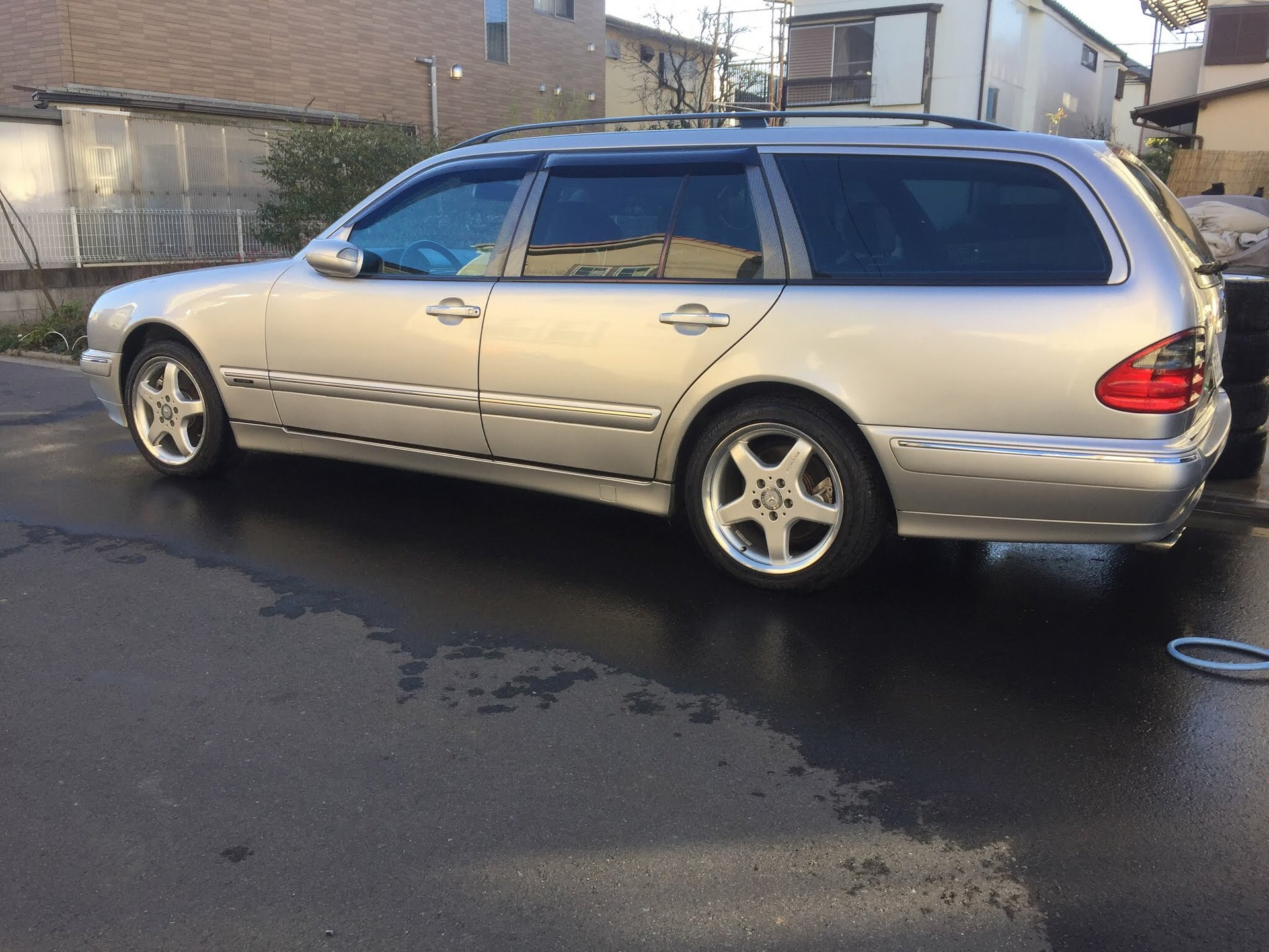 2001 E55 AMG Wagon buying advice | Page 2 | Mercedes-Benz Forum