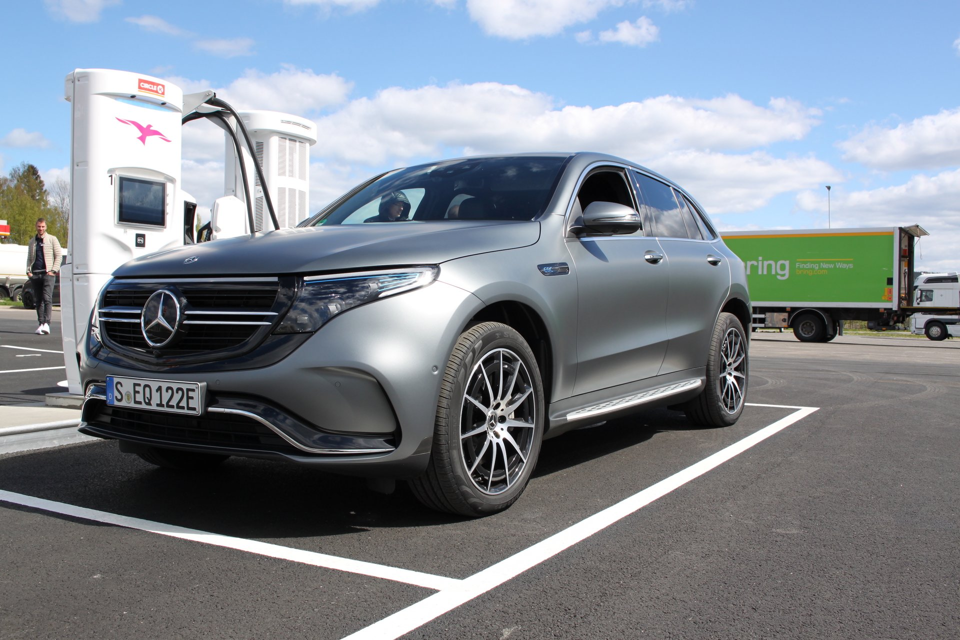 Mercedes EQC Review and First Drive | Mercedes-Benz Forum
