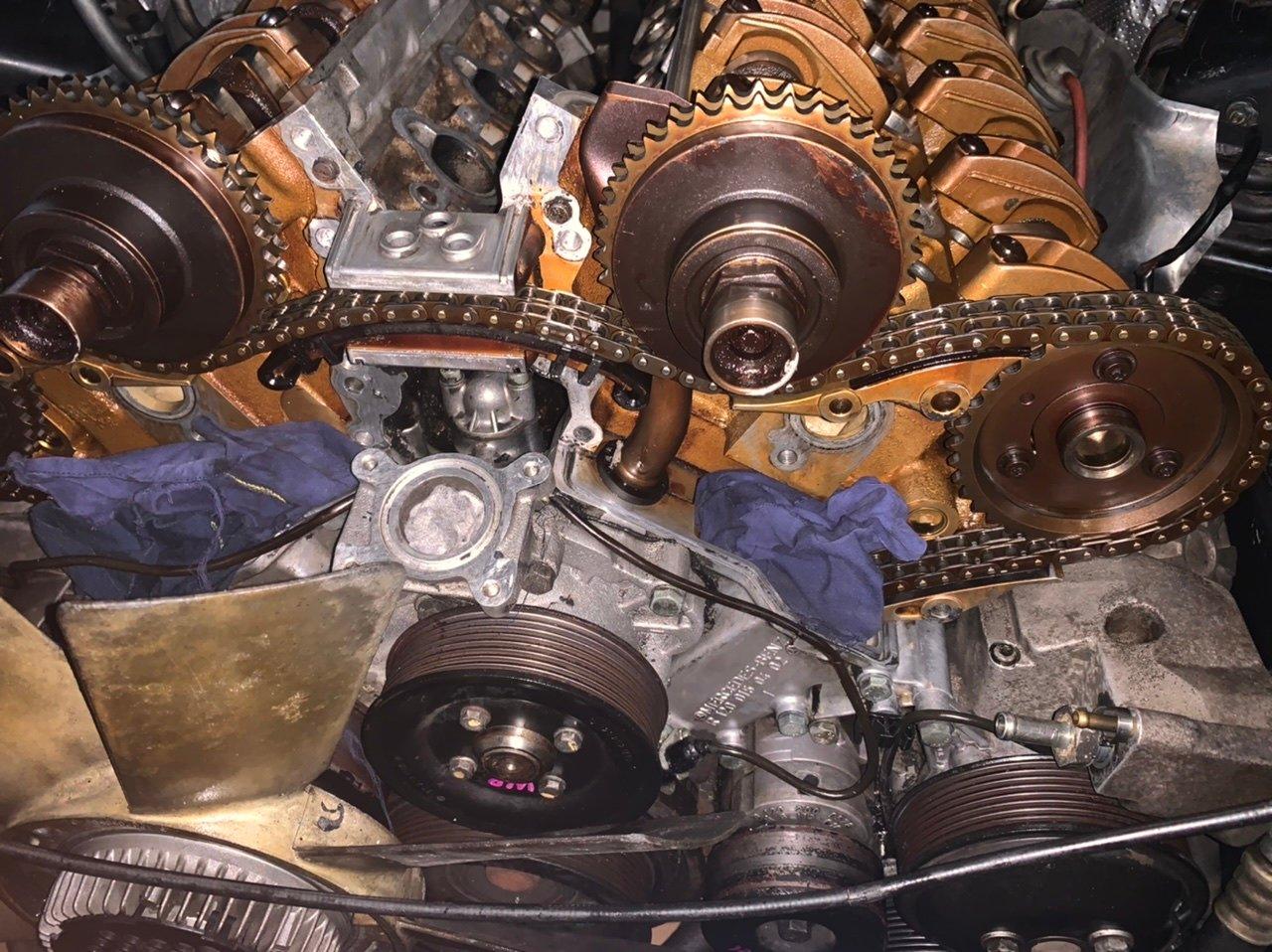 Fits Mercedes SL600 CL600 S600 Engine Cylinder Head Gasket Set Elring 1200101220