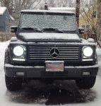 LED DRL Install | Mercedes-Benz Forum