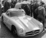 mbW194 300SL with chassis number 011. Racing prototype for the 1953 season. 19.jpg