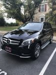 2016 GLE400 4MATIC