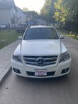 My 2011 Glk Mercedes Benz 4matic