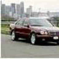 Mercedes Benz E300 E320 E420 E430 E55 1996-1999 Ez Filler Panel Headlight